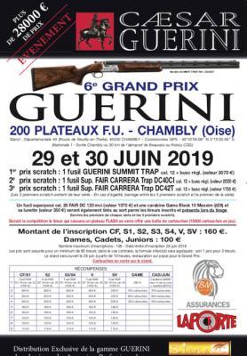 Affiche 6ème GP FU GUERINI